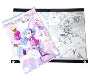 Princess Crisis Vol. 1