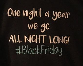 Black Friday Short Sleeve T Shirt