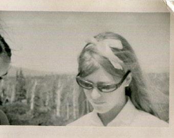 Vintage Photo..It's Kathy, 1960's Original Found Photo, Vernacular Photography
