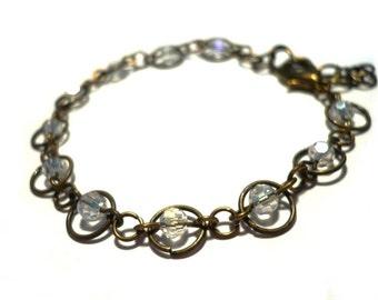 Glitter bracelet