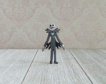 Jack Skellington - Nightmare Before Christmas - Disney - Tie Tack or Lapel Pin