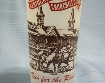 1965 Kentucky Derby Glass - Mint Julep