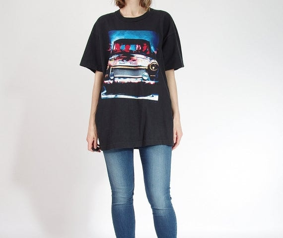 SALE - 1992 U2 Zoo Tv Tour Achtung Baby T-shirt / Size XL or oversized