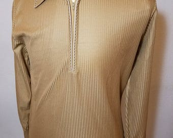 FREE  SHIPPING    Lucien  Piccard  shirt