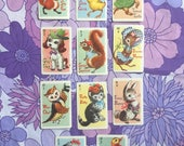 Vintage- Super Kitsch Animal Playing Cards- 11 Different Designs Available!