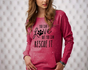 XL Wildberry You Can't Buy Love Sparkle Women's Glitter Crewneck Sweatshirt