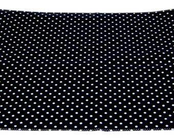 pet mat pet feeding mat placemat for under the feed bowl dog and cat polka
