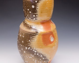 Soda Fired Porcelain Blend Vase, 0303002