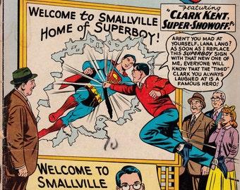 Superboy #107 - September 1963 - DC Comics - Grade G