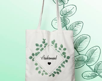 W103Y Tote bag custom wedding, Bridesmaid bags, Wedding Bags, Bridal Party Gifts, Personalized Handbags, Bridesmaid Gifts,  atelier des amis