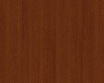 Brown Woodgrain Fabric, Windham Wild Woods 41127 2 Daphne B, Wood Grain Fabric, Landscape Quilt Fabric, Woodland, Cotton