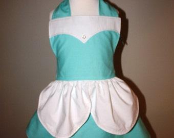 Cinderella Dress Up Apron