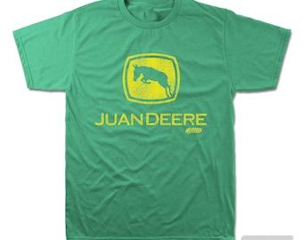 Juan Deere Men's Tee