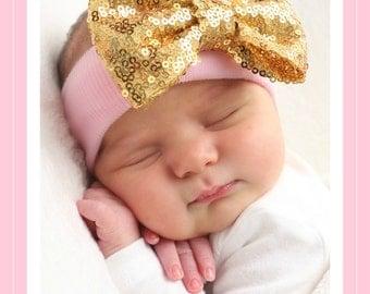 Baby girl Headband, newborn baby girl headband, Newborn Headband, Baby girls Headbands, Headband, Photo Prop