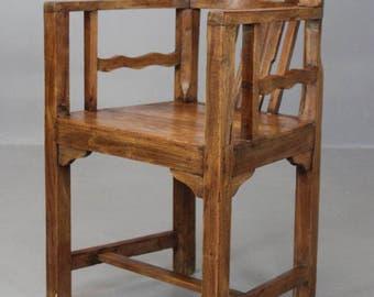 Rustic Cherry Chair