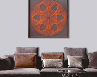 Zen Wall Art zen wall art in gray large abstract framed art 3d uv