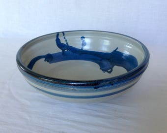Large Ceramic Bowl by Eric Norstad