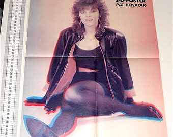 Unique Pat Benatar Related Items Etsy