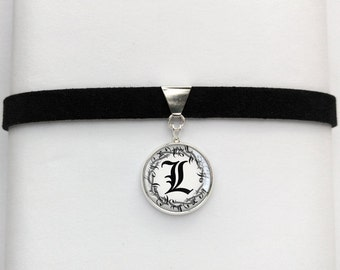 Death Note L Choker