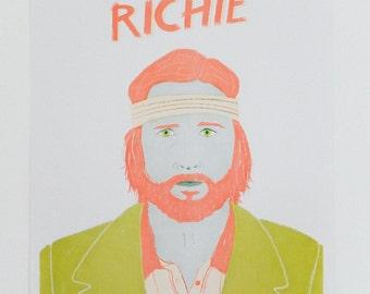Richie Tenenbaum | Etsy