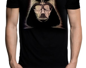 Darth Vader // Star Wars // T-shirt Cotton 100// Jedi // Comic // Artwork // Handmade
