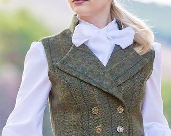 Regency Waistcoat in Galloway Tweed