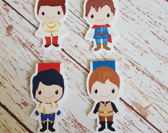 Princes || Magnetic Bookmark
