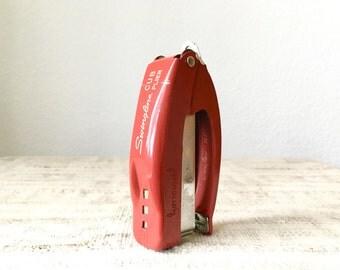 Vintage Swingline Cub Plier Stapler