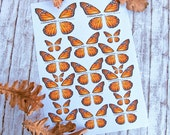 Fairy Wings Printable for ooak Art Dolls - JPEG Instant Download