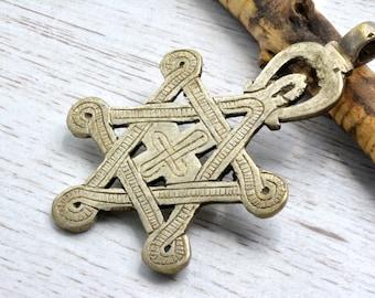 Messianic Star of David, cross pendant, crown pendant, Messiah Jewellery, Messiah Jesus, Messianic Judaism, Hebrew Christian