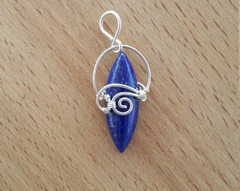 Lapus Lazuli Pendant