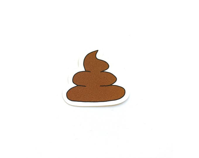 Poop Sticker Set