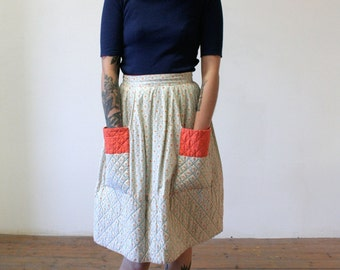1960's Pocket Skirt