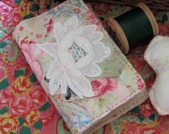 Heirloom Handmade Needle Case