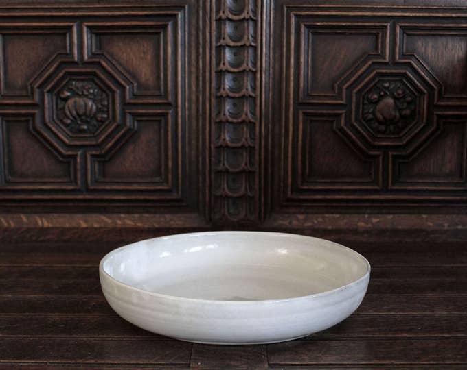 "11"" Shallow Serving Bowl"