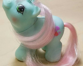 G1 My Little Pony Baby Twin Jebber