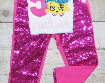 Shopkins outfit, Shopkins birthday outfit, Shopkins party, Shopkins dress, Shopkins tutu, Shopkins birthday shirt, shopkins