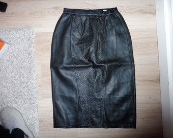 Imitation leather GRIFFINE skirt size 34 FR