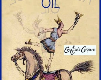 Mercury Retrograde oil by Coastside Conjure