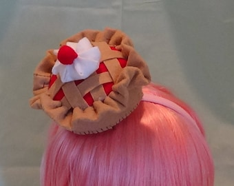 Cherry Pie Headband