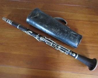 Antique Carl Fischer LP, Bb clarinet