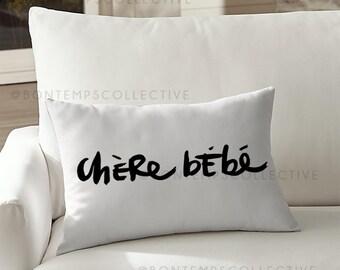 Chere Bebe pillow