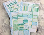 Your Arrow Kit! 3 Page Punched Kit, for your Erin Condren Life Planner, Plum Planner,  Filoflax, calendar