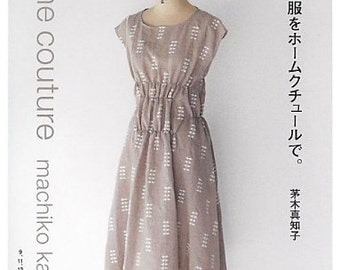 Everyday clothes Home Couture - Japanese pattern