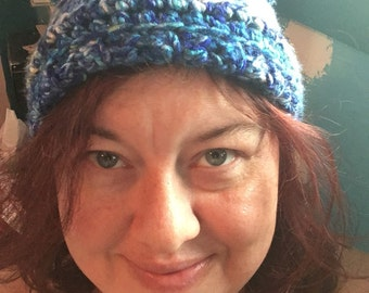Kitty Slouch Hat