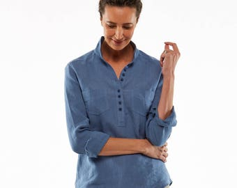 40% SALE Sunday linen shirt