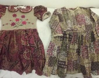 Vintage Toddler Dresses