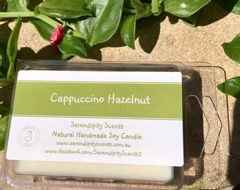 Cappuccino Hazelnut Soy Melt