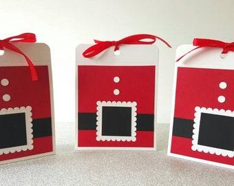 Christmas Gift bags / Christmas treat bags / Christmas candy bags / christmas favor bags / christmas bags / christmas paper bags