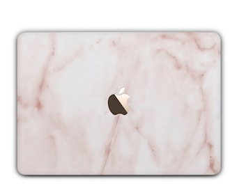Peach Marble MacBook Case, MacBook Air, MacBook Retina, Pro, Pro 2016, Pro Retina, 11, 12, 13, 15 unique marble design marble hard case Pink